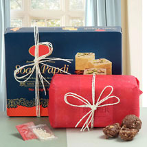 Sweetness Of Bhaidooj: Send Bhai Dooj Gifts