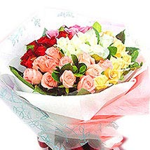 A Bouquet of Smile: Valentines Day Flowers Malaysia