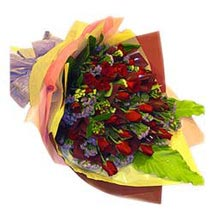 Bouquet of 36s Red Roses MAL: Flower Delivery in Malaysia