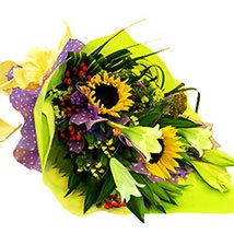 Bouquet Of Love: Lilies to Malaysia