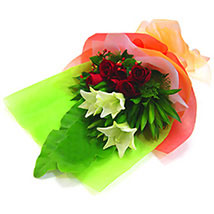 Charming Rose N Lily: Lilies to Malaysia