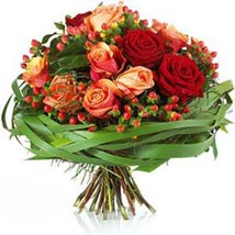 Dew Roses: Wedding Gifts to Nepal