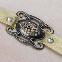 Antique Affectionate Rakhi NETH: Send Rakhi to Netherlands