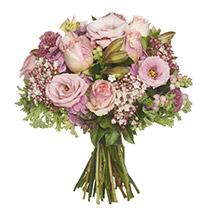 Blushing Pink Bouquet: