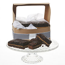 Choco Caramel Slices: Cake Delivery in New Zealand