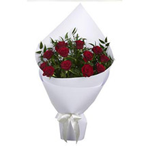 Crimson Red Roses: Send Birthday Gifts to New Zealand