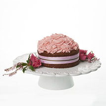Floral Designer Cake: New-Zealand Gifts Love-N-Romance