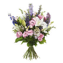Fresh Garden Bouquet: Send Birthday Gifts to New Zealand