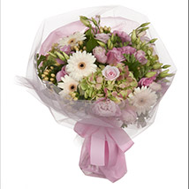 Pastel Mini Posy: Send Birthday Gifts to New Zealand