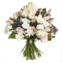 Pink Antique Bouquet: Send Gifts to Hamilton