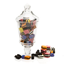Sweet Licorice Jar: Diwali Gifts New Zealand