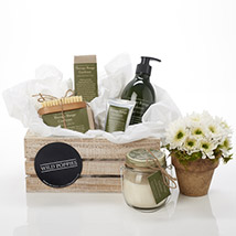 Take Care Hamper: New-Zealand Gifts Love-N-Romance