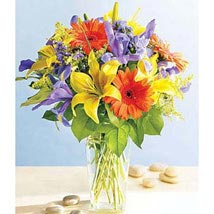 Express Wish: Flowers to Davao City