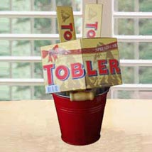 Toblerone Tower PIL: Miss You Flowers to Philippines
