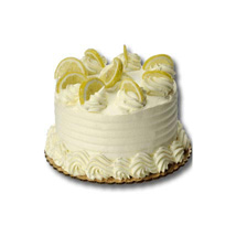 Zesty Lemon Cake: Thinking Of You