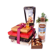 Chocolate Pick Me Up: Gift Delivery in Doha