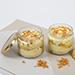 Crunchy Butterscotch Jar Cake Set of 4