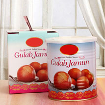 Delicious Gulab Jamun: Thank You Gifts to Singapore