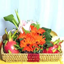 Healthy Remedy: Thanks Giving Gifts to Singapore
