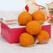 Moti Choor Laddoo: Thank You Gifts to Singapore