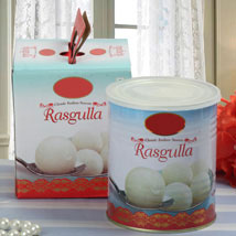 Squeeze It Rasgullas: Birthday Gifts to Singapore