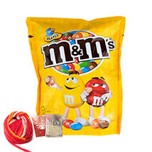 Tasty M and M Packet: Chocolate Delivery in Singapore