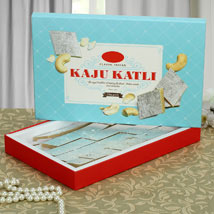 Wonder Kaju Barfi: Anniversary Gifts to Singapore
