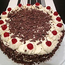 Yummiliscious Black Forest Cake: Anniversary Gifts to Singapore