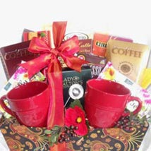 Coffee Lovers Box: Christmas Gifts to South Africa