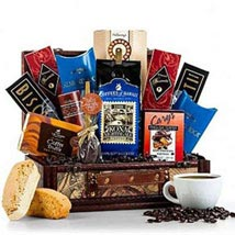 Gourmet Coffee Gift Basket: Send Bhai Dooj Gifts to South Africa