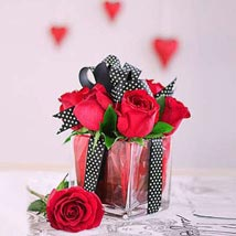 Red Roses All Tied Up: South Africa