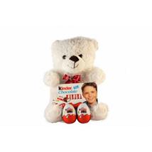 Kinder Surprise Teddy: Gifts to Switzerland