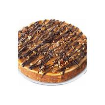 Choc Nut Cheesecake: