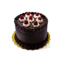 Raspberry n Chocolate Cake: Cake Delivery in Thailand