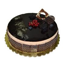 1 Kg Chocolate Cake: Send Cakes to Fujairah