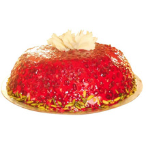 1 Kg Pomegranate cake: Send Cakes to Ras Al Khaimah