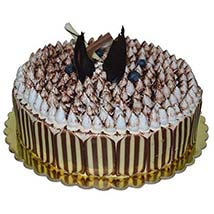 1 Kg Tiramisu Cake: Birthday Cake Delivery in UAE