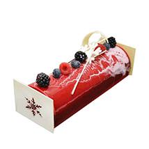 3 Berries Christmas Cake: Christmas Cakes to Dubai