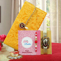Alluring Rakhi: Send Rakhi for Brother in UAE