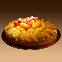 Apple Tart: Send Birthday Cakes to Abu Dhabi