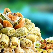 Baklava Extra: Send Sweets to UAE