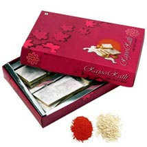 Bhaidooj Kaju Katli UAE: Send Sweets to UAE