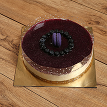 Blueberry Cheesecake: Birthday Cakes Abu Dhabi