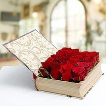 Breathtaking Arrangement: Valentines Day Flowers to UAE