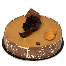 Caramel Cheesecake: Wedding Gifts Dubai