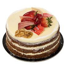 Carrot Cake: Birthday Cake Delivery in UAE
