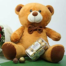Choco Teddy Love: Send Birthday Chocolates to UAE