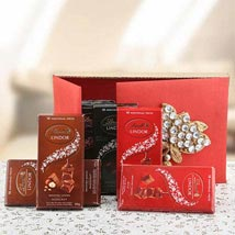 Chocolate Pleasure: Christmas Gift Hampers to UAE