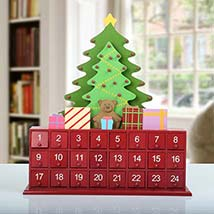 Christmas Countdown Calendar: Christmas Gift Baskets to UAE