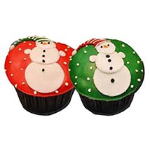 Christmas Cupcakes: Midnight Cake Delivery in UAE